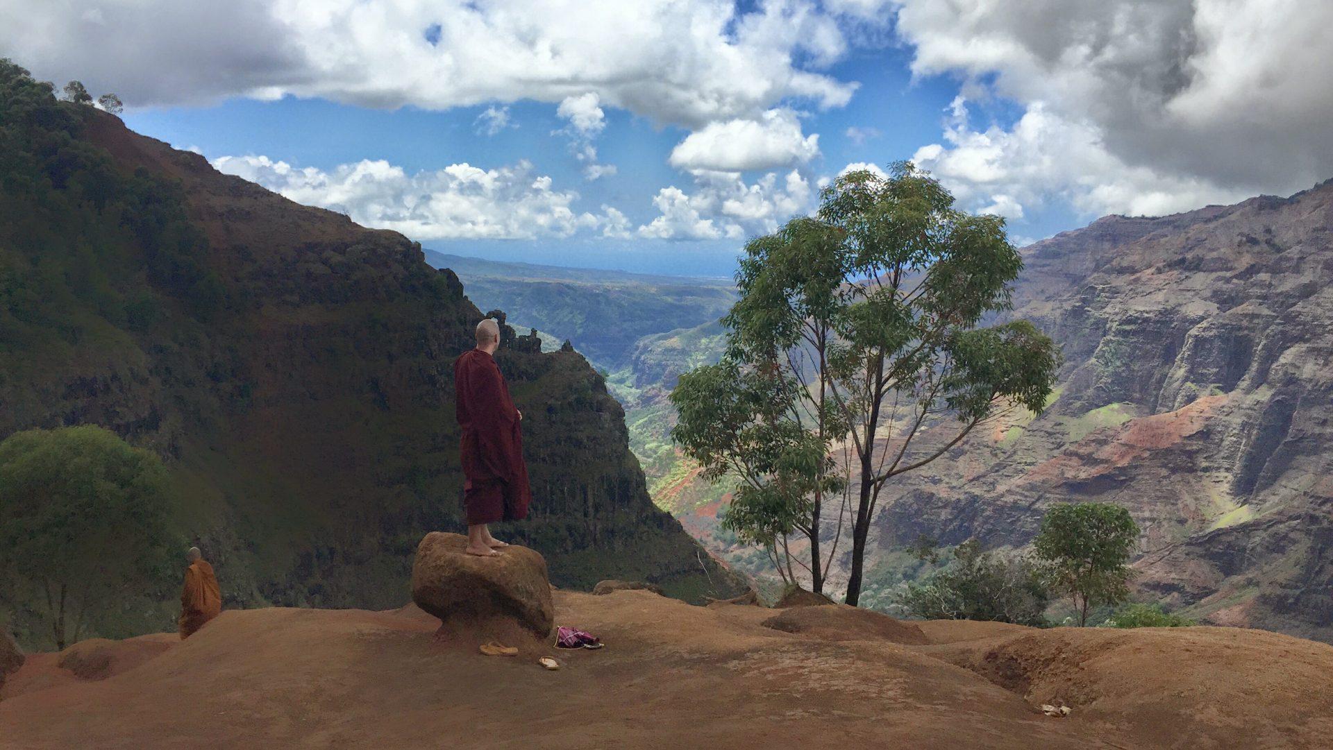 American Buddhist  Monk: Bhante Subhūti