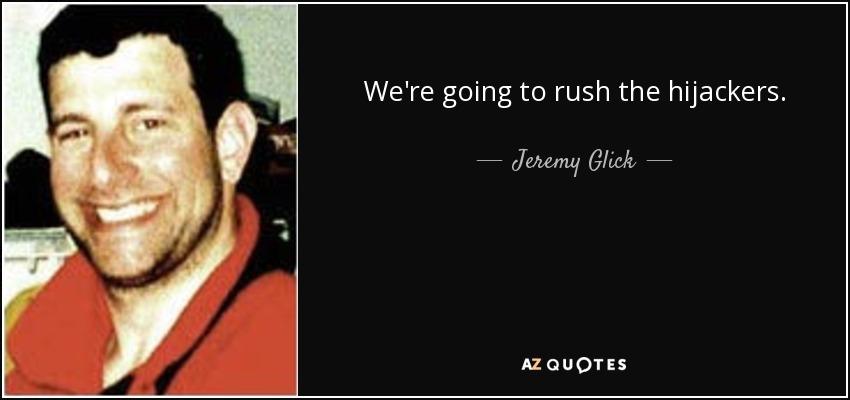 Jeremy Glick (picture)